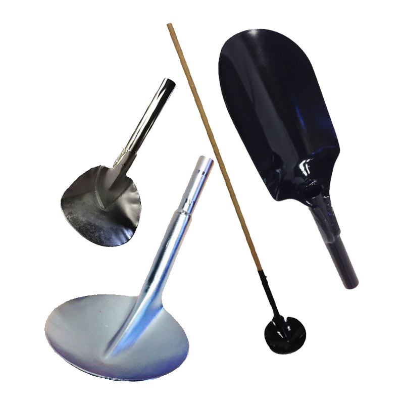 Spoons, Scoops, and Shovels
